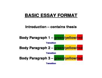 How to write expository essay with examples